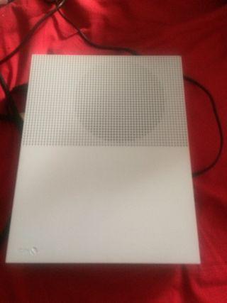 Xbox one con un mando