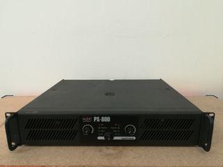 ETAPA POTENCIA AMPLIFICADOR DAS PS800