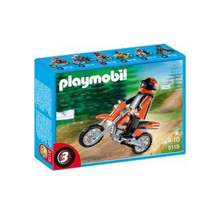 Playmobil 5115 Moto de Enduro