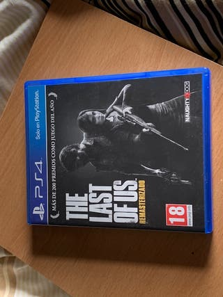 last of us PS4
