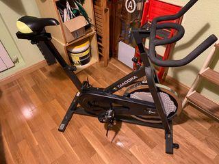 bicicleta spinning diadora tour 18