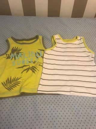 d51436f18 Camisetas de tirantes niña de segunda mano en Valencia en WALLAPOP