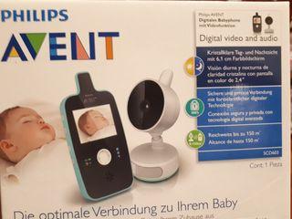 Vigilabebés NUEVO de Philips-Avent