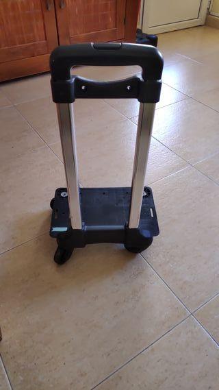 carrito ruedas