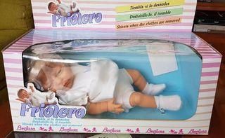 Muñeco friolero de Berjusa años 80