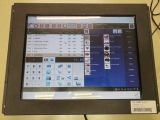 Pantalla NEC 15 touchscreen táctil infrarrojos TPV