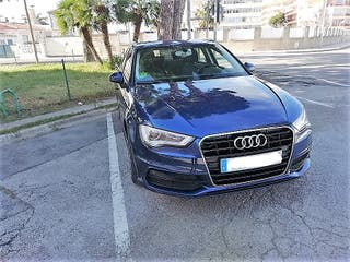 Audi A3 TDI 150 cv sportback CD adrenalin