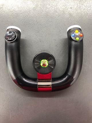 Mando tipo volante Xbox 360