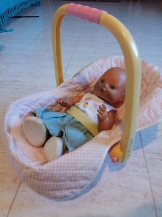 Sillita bebé juguete