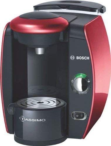 Cafetera multibebida Bosch Tassimo