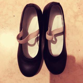 Zapatos originales de baile Flamenco Nia talla 30