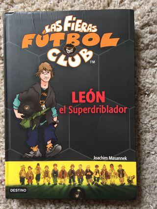 Las fieras fútbol club 1 León el Superdriblador