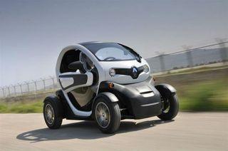 Buscando Renault Twizy 2015
