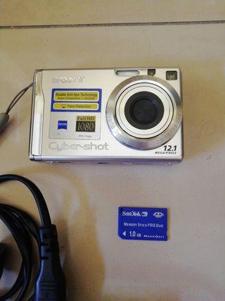 Camara Compacta Sony Cyber-Shot