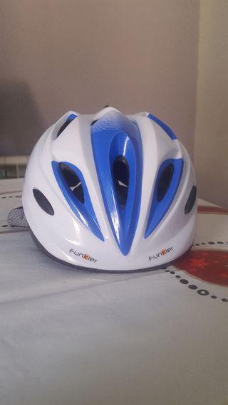 casco bicicleta
