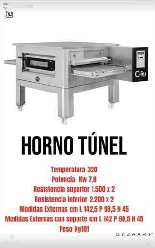 Horno Túnel