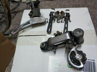 sistema cambio completo bici Tximista