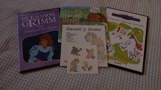 CDs Dibujos Animados/peliculas