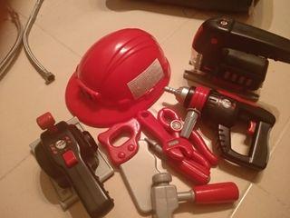 herramientas nunca usadas