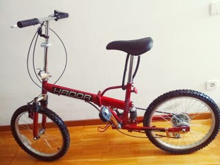 Bicicleta plegable Hador en perfectas condiciones