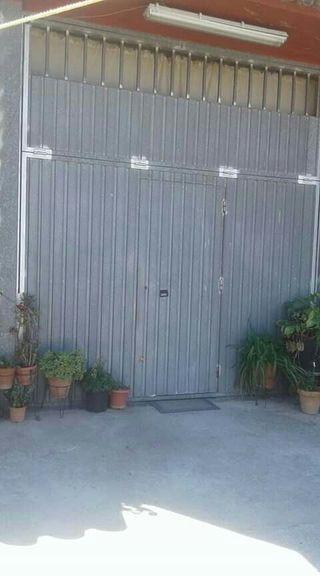 Portón basculante