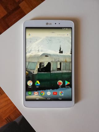 """LG GPAD8 tablet 8,3"""" android"""