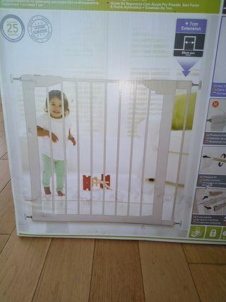 barrera de seguridad infantil