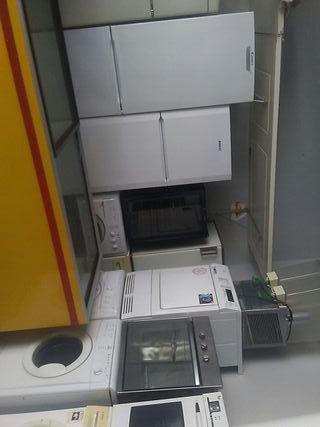 neveras lavadoras congelador