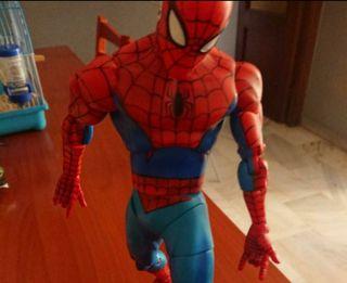 spiderman figura