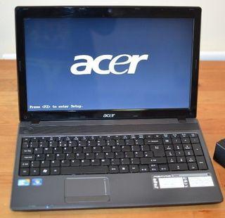 Portatil Acer Aspire 5733Z