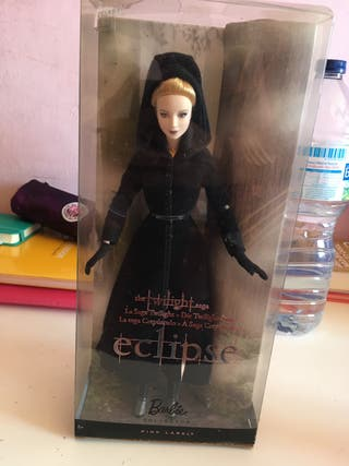 Muñeca Barbie Jane de la Saga Crespusculo
