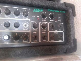 powered mixer
