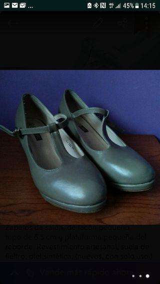 Zapatos 'entretiempo'