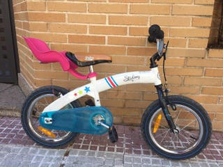 Bicicleta imaginario.