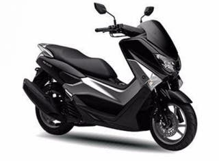 Nmax 125 ABS negra
