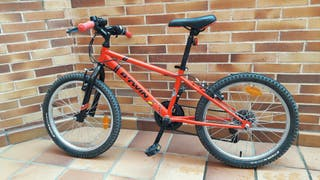 "Bicicleta MTB RACING 320 20"""