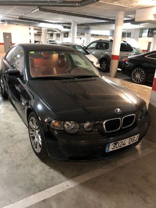 BMW Serie 3 2002 Pack M Cuero