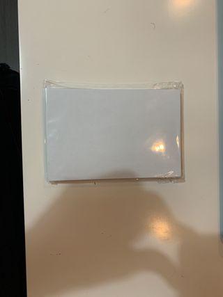 Papel fotográfico con brillo 10x15