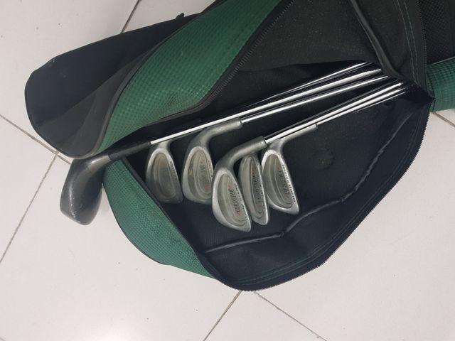Palos de Golf+2 Bolsas