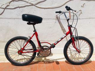 Bici antigua gac motoretta
