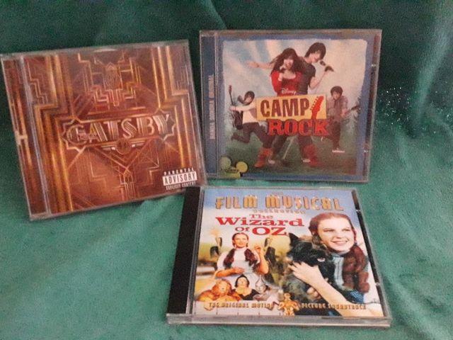 banda sonoras en cd