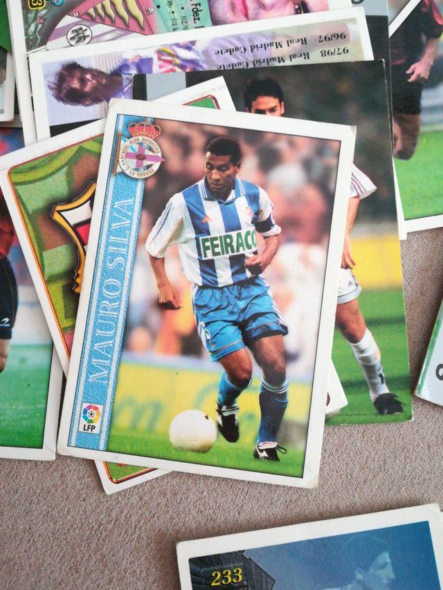 Cromos Liga 2001 Fútbol