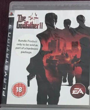 juego the godfather 2. ps3