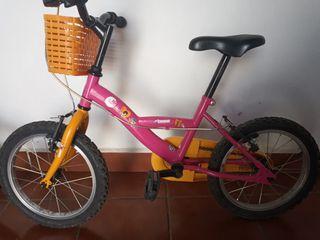 bici niño niña.