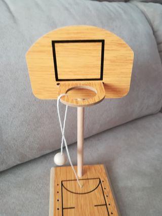 Juego mini baloncesto