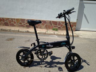 Bicicleta eléctrica Fiido D1