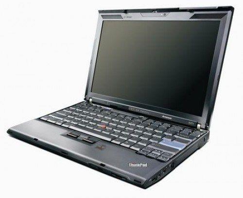 Lenovo Thinkpad x201 i5 M520, 4GB, HDD 160GB