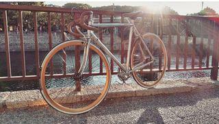 Bicicleta megamo fixie