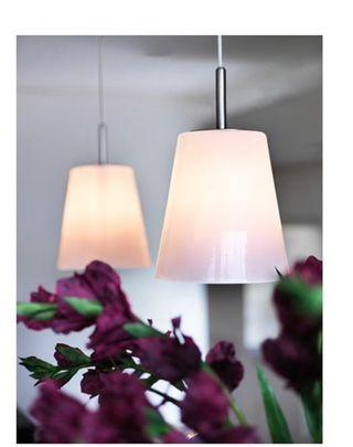 nueva Lámpara de mano de Ikea colgante cristal segunda por 0vNym8nwO