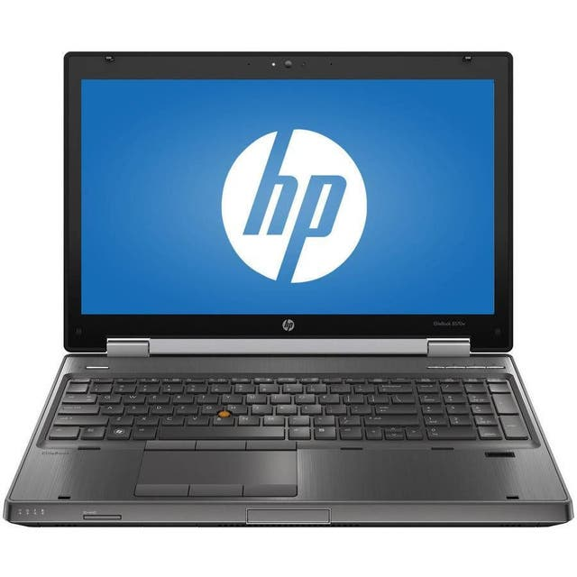 HP EliteBook 8570W G2 i5, Nvidia Quadro, 12GB, SSD